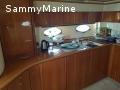 Marine project Princess V 52